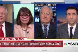 Watergate Lawyer: Trump lawyer's pardon offers echo Nixon tactics