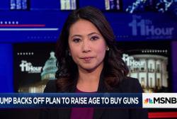 Florida Dem: Deeply disappointed in Trump's gun plan
