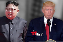 Trump accepts North Korea's invite to high-stakes nukes meeting