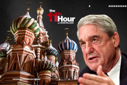 Mueller eyes charges against Russians who hacked Dems