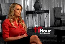 Porn star Stormy Daniels sues Trump's lawyer Michael Cohen