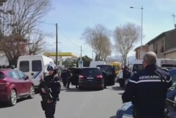 Gunman killed after hostage terrorist attack in France
