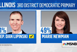 Pro-Life Democrat narrowly wins primary in Illinois