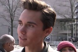 David Hogg on march: This is the beginning of a revolution
