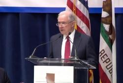 DOJ to sue California over 'Sanctuary City' laws