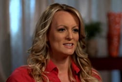 Do white evangelicals even care about Stormy Daniels?