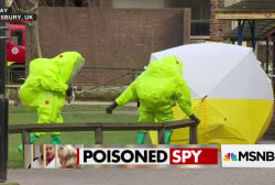 21 people treated after U.K. nerve agent poisoning