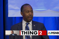 Carson cancels order for $31,000 office dining set
