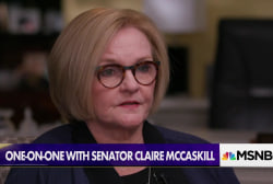 McCaskill to Hillary Clinton: Watch your words