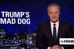 Lawrence on Bolton and the madness in the White House
