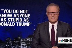 Lawrence: Trump may privately realize error of Putin call