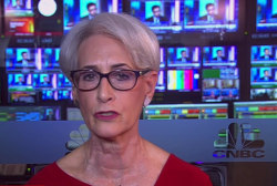 Amb. Wendy Sherman: John Bolton won't be an 'honest broker'