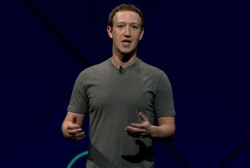 Facebook's Mark Zuckerberg: 'Really sorry'