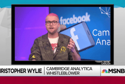 Cambridge Analytica scandal rocks already rattled Trump world