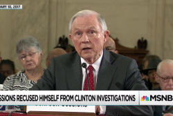 Mueller reportedly eyeing Sessions as Sessions cheats on recusal