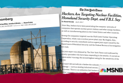 New sanctions reveal Russian hacking of US energy infrastructure