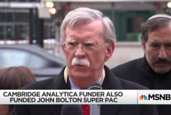 Trump may rue selection of Bolton for national security adviser