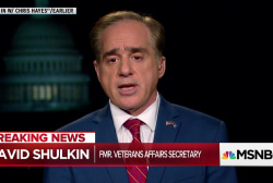 Fight over V.A. privatization overshadows Shulkin dismissal
