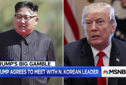 How can President Trump prepare for a meeting with Kim Jong Un?