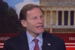 'I would subpoena' Zuckerberg today: Blumenthal