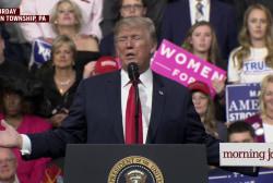 Joe: Trump's worst instincts on display in speech
