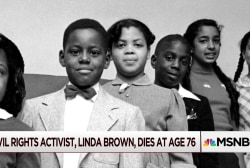 Remembering the life of Linda Brown