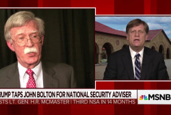 'I am scared by it': Fmr. amb. rattled by Bolton