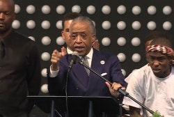 Sharpton calls for reforms after Stephon Clark shooting