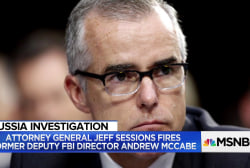 McCabe firing could lead to a test of America's political system