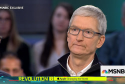 Tim Cook calls out Amazon's search for a new HQ: It's a 'beauty contest'