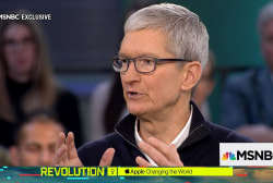 Tim Cook slams Facebook's Zuckerberg: I wouldn't be in this situation