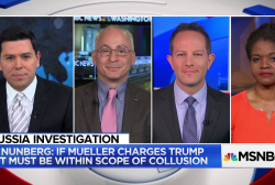 Resistance in WH legal team to clear Trump for Mueller interview