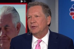Kasich: 'Emergence of third parties more realistic than it's ever been'