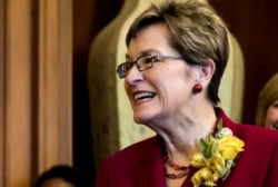 #OneGreatWoman: Longest serving female member of Congress