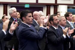 Florida lawmakers pass new gun laws after Parkland shooting