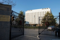 U.S. expels 60 Russian diplomats in response to ex-spy poisoning in Britain