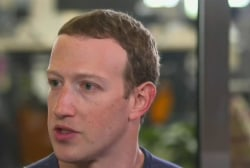 """Zuckerberg: """"I'm really sorry that this happened"""""""
