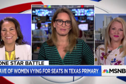 Women lining up to run for office in Texas ahead of primaries