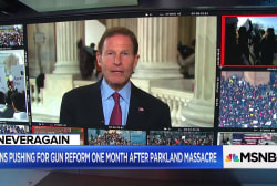 Sen. Blumenthal: We're seeing a social movement in the making