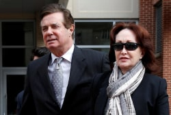 Manafort enters not guilty plea on tax, bank fraud charges