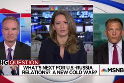 What's next for U.S.-Russia relations?