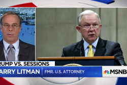 Fmr. U.S. Attorney: Trump calling Sessions Mr. Magoo is 'really despicable'