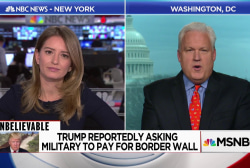 American Conservative Union Chair: Mexico was never going to pay for border wall