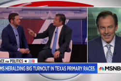 "Fmr. Cruz Spokesman: ""For Texas, Ted Cruz is a moderate"""