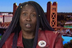 Grandmother: Stephon Clark 'didn't deserve to die' in our backyard