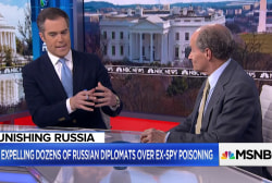 Former Ambassador: Expelling the Russian diplomats isn't enough
