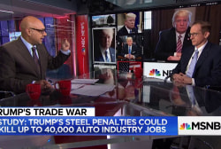 How trump's tariff's could cost up to 40,000 auto jobs