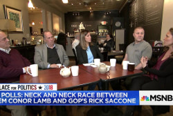Pennsylvania Roundtable: Republican voters debate their candidates
