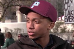'March For Our Lives' inspires Chicago gun violence victim to speak out