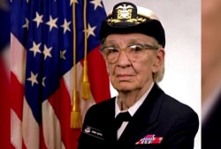 Rear Admiral Grace Hopper is a Monumental American